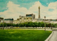 Place des Invalides, Paris